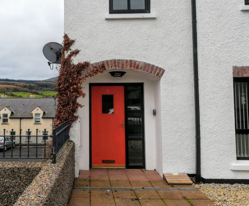 Why stay at Abbey Movie House in Ballycastle N. Ireland?