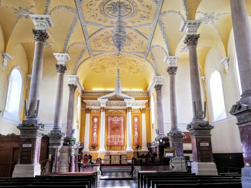 interior Christchurch Cathedral Waterford