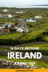 Ultimate Ireland Road Trip Itinerary in 14 days