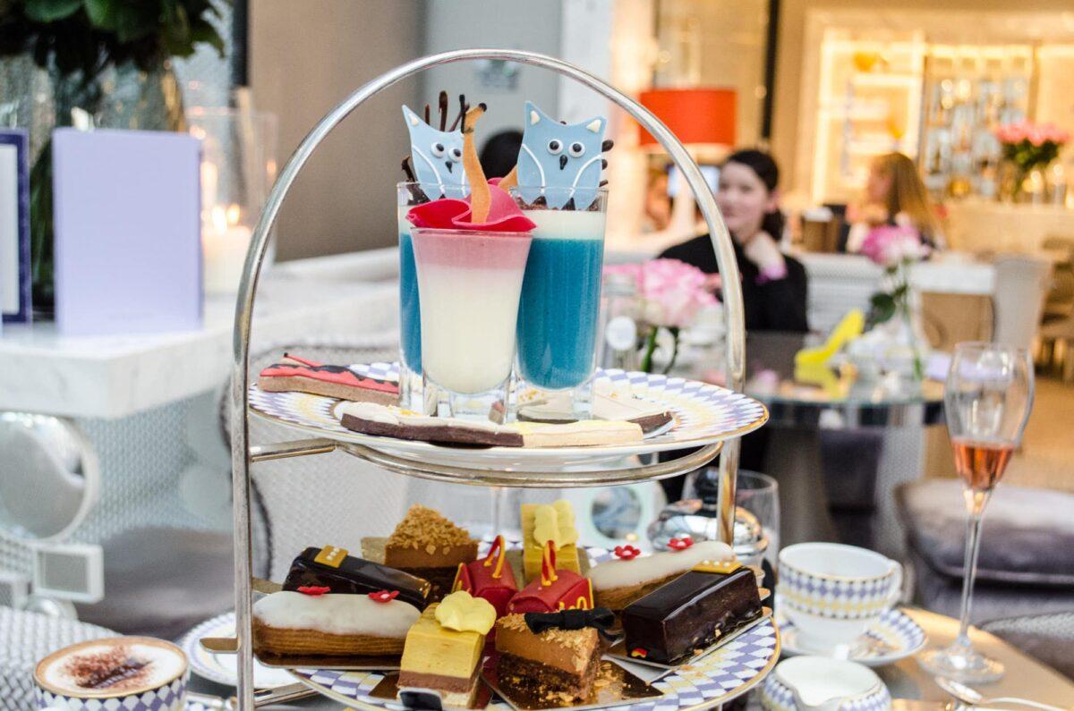 11 Fabulous Unusual Afternoon Teas in London