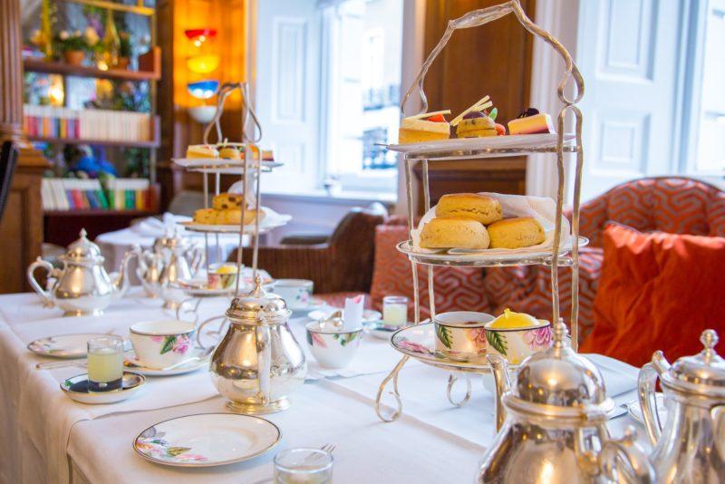 unusual afternoon tea in London