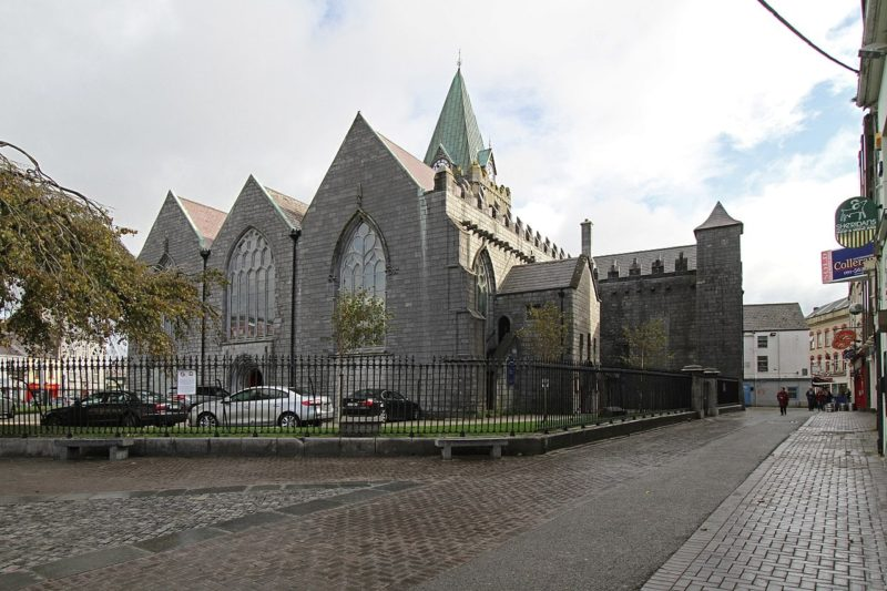 Santa Claus church Galway