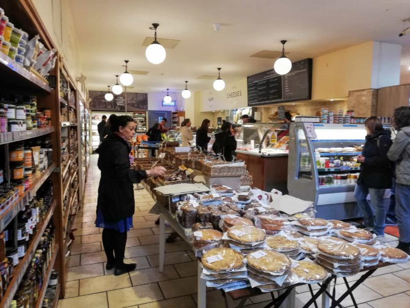 McCambridge's, an Irish delicatessen