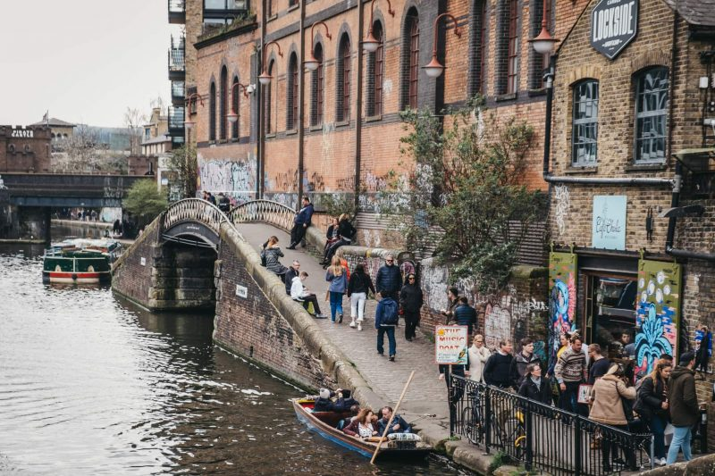 Ultimate Guide to Camden Market London