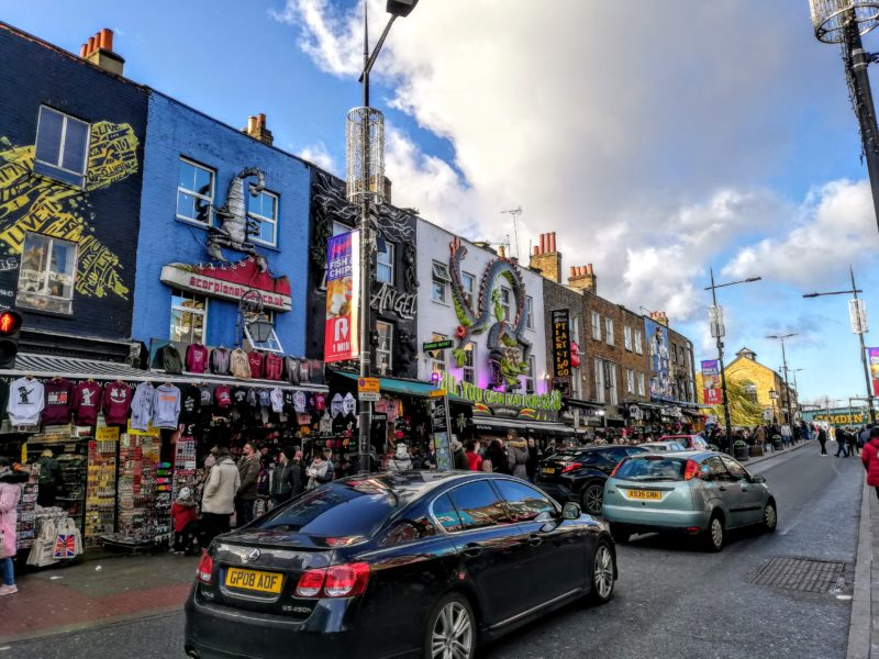 funky shops Camden a hidden gem in London