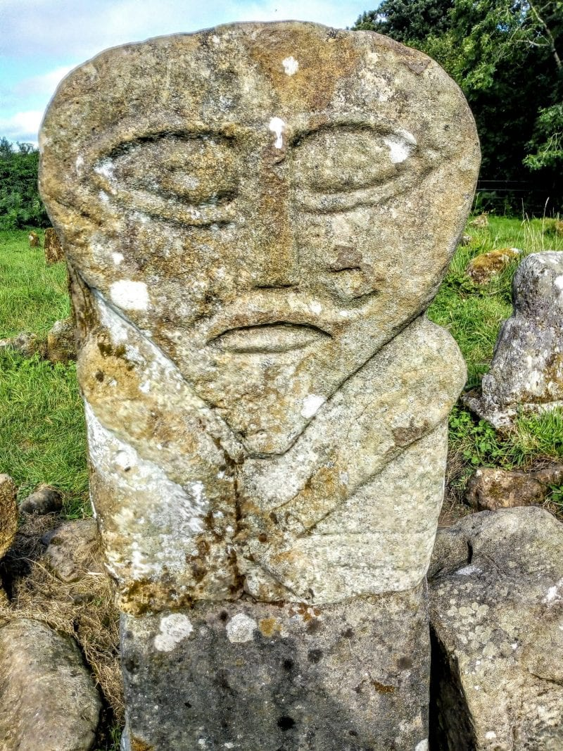 Boa Island and the mystery of the Caldragh Janus Head