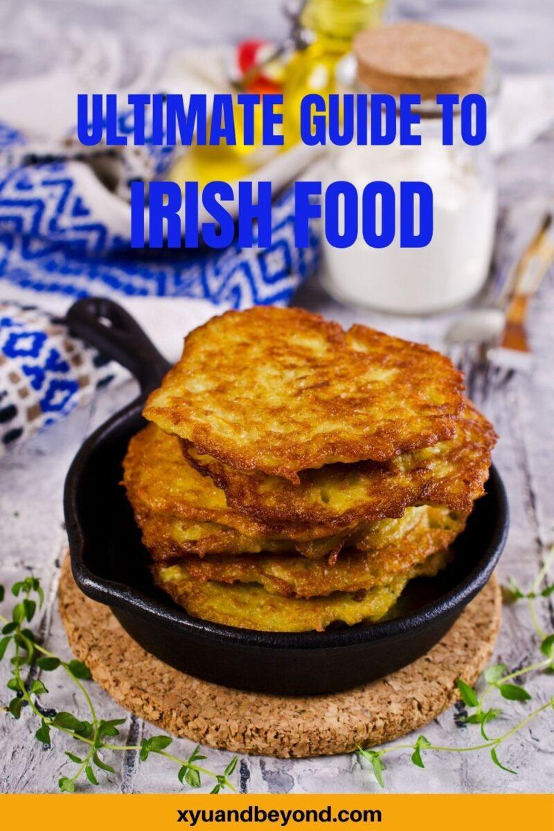 Traditional Irish food 25 of the most popular Irish dishes
