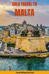 Best tips for visiting Malta solo