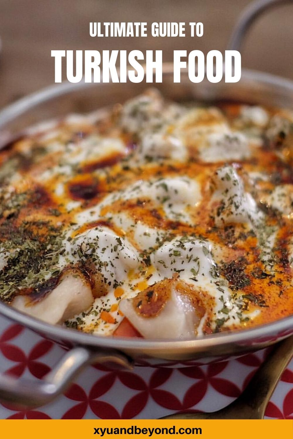 Heavenly Turkish Food you must try when you visit