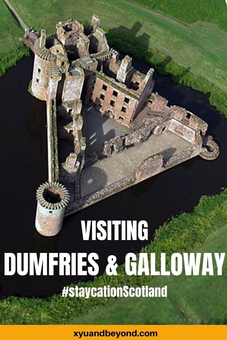 Dumfries and Galloway Scotland exploring a literary heritage