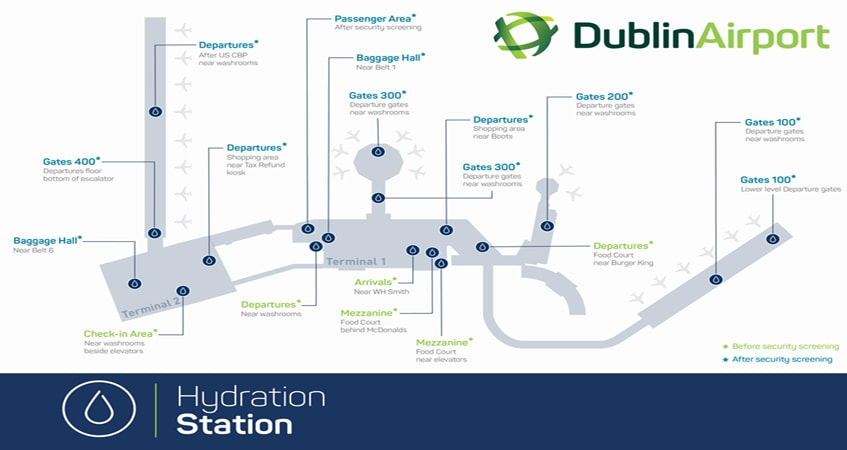 Dublin Airport tips & tricks from a local