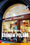 The absolute best things to eat in Krakow Poland