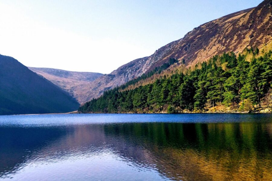 Glendalough Ireland's mystical monastic site in the Wicklow Mountains