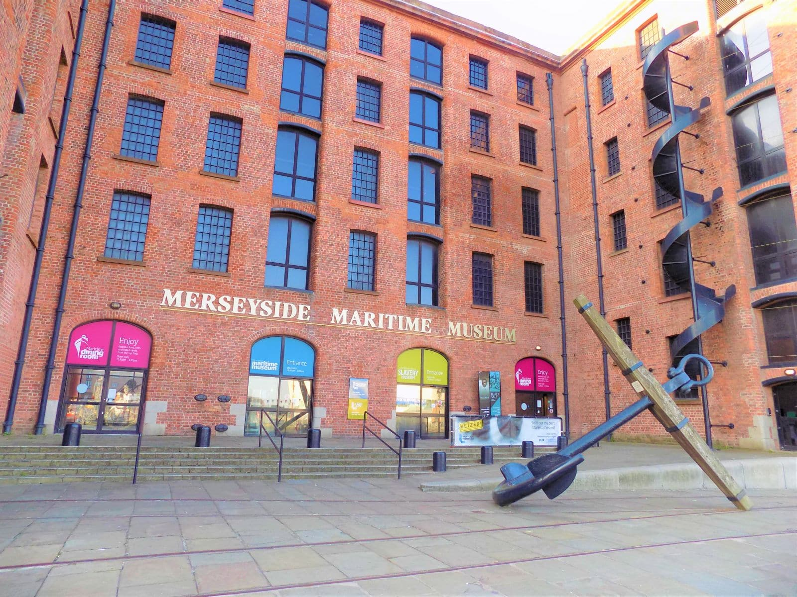 Best Virtual tours of Liverpool