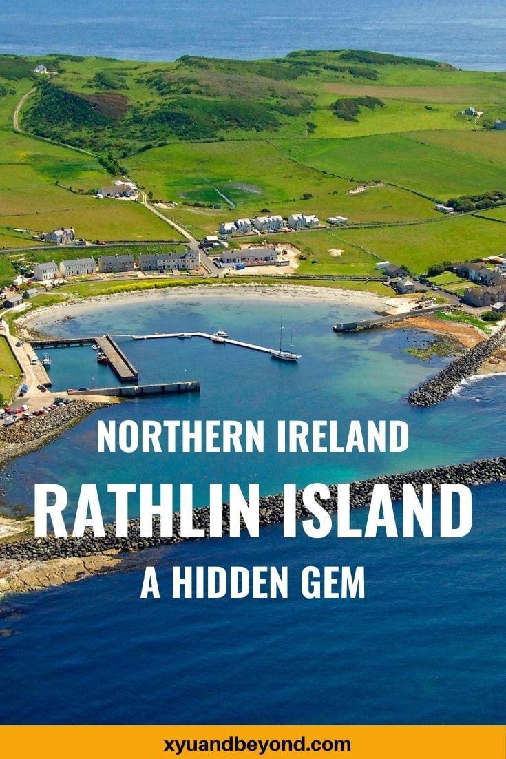 Rathlin Island a not so hidden gem on the Antrim Coast