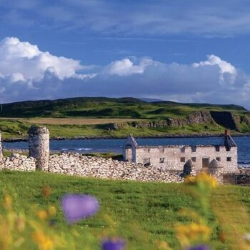 rathlin island ruins Ireland bucket list