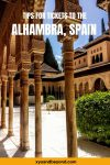 Tickets for the Alhambra Spain Palace