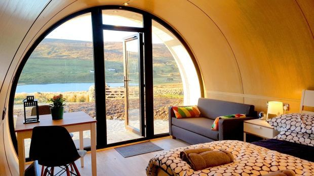 34 of the Coolest & Unique Places To Stay In Ireland