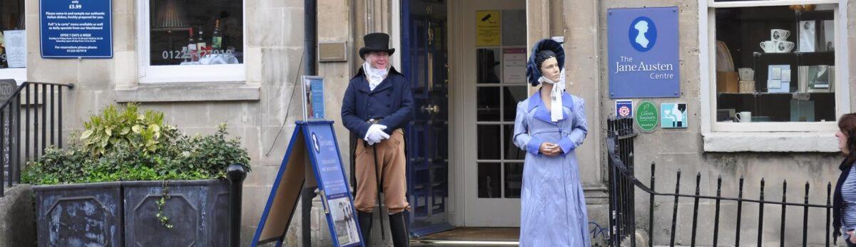Jane Austen museum 2 days in Bath