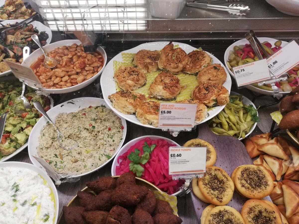 Best Food Halls in London