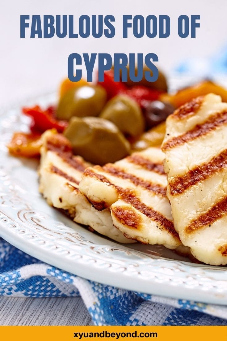 Fabulous Food of Cyprus