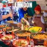 16 Fabulous food street markets in London