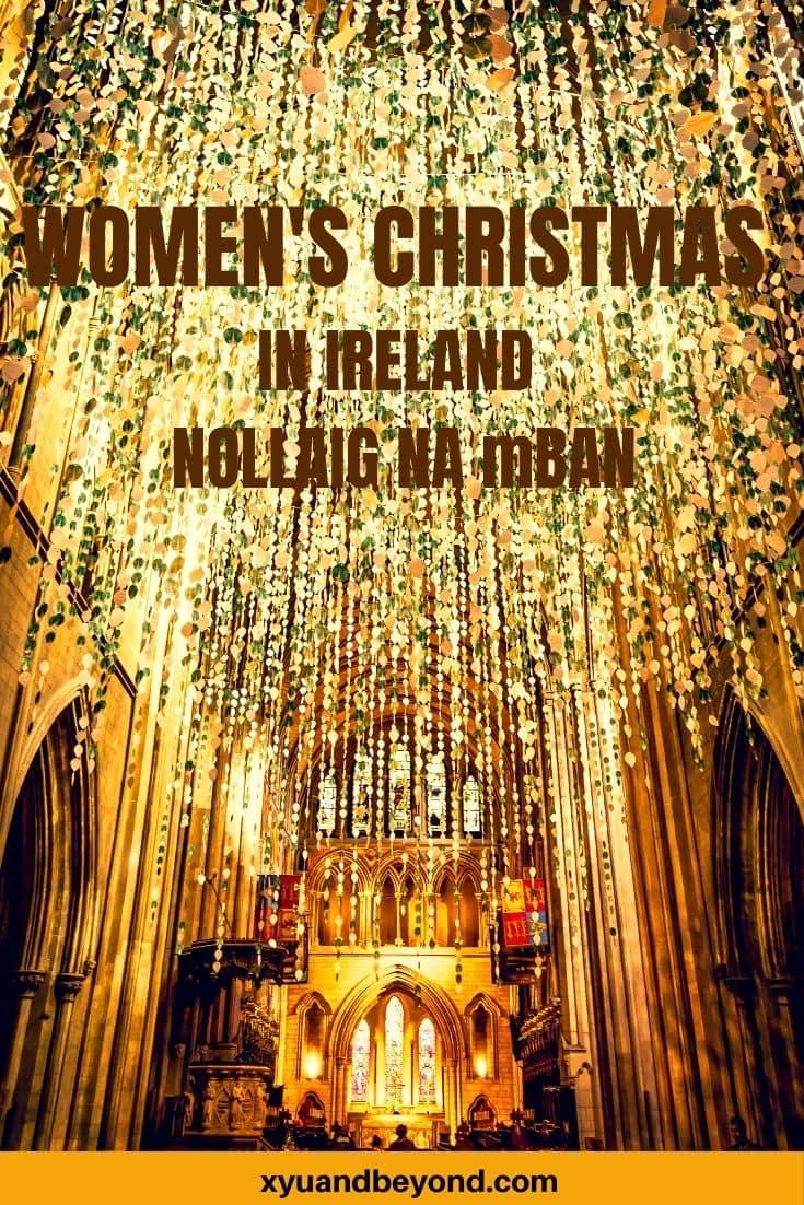 Women's Christmas Ireland - Nollaig na mBan