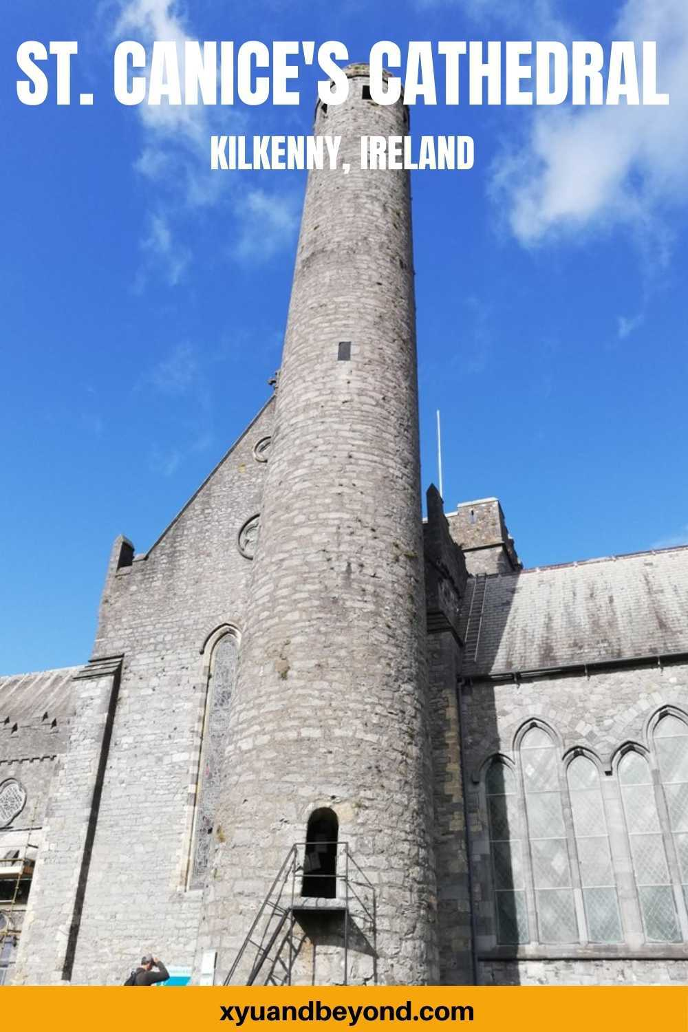 Exploring St. Canice's Cathedral in Kilkenny