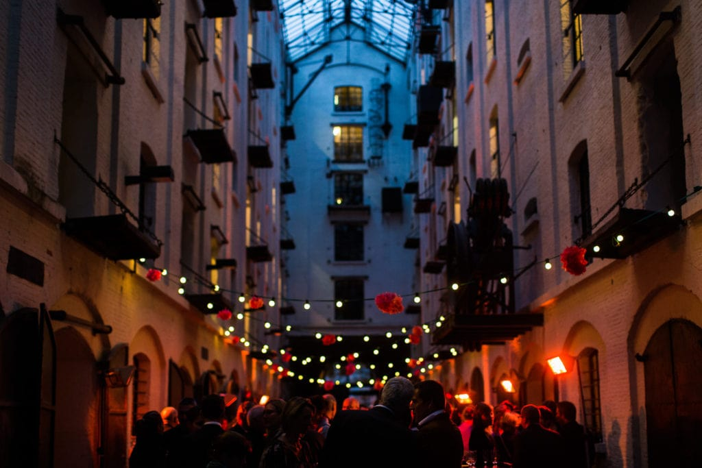 Architectural wonders of Antwerp