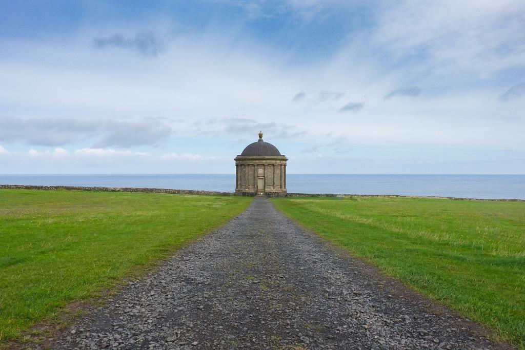 Mussenden Temple, Northern Ireland
