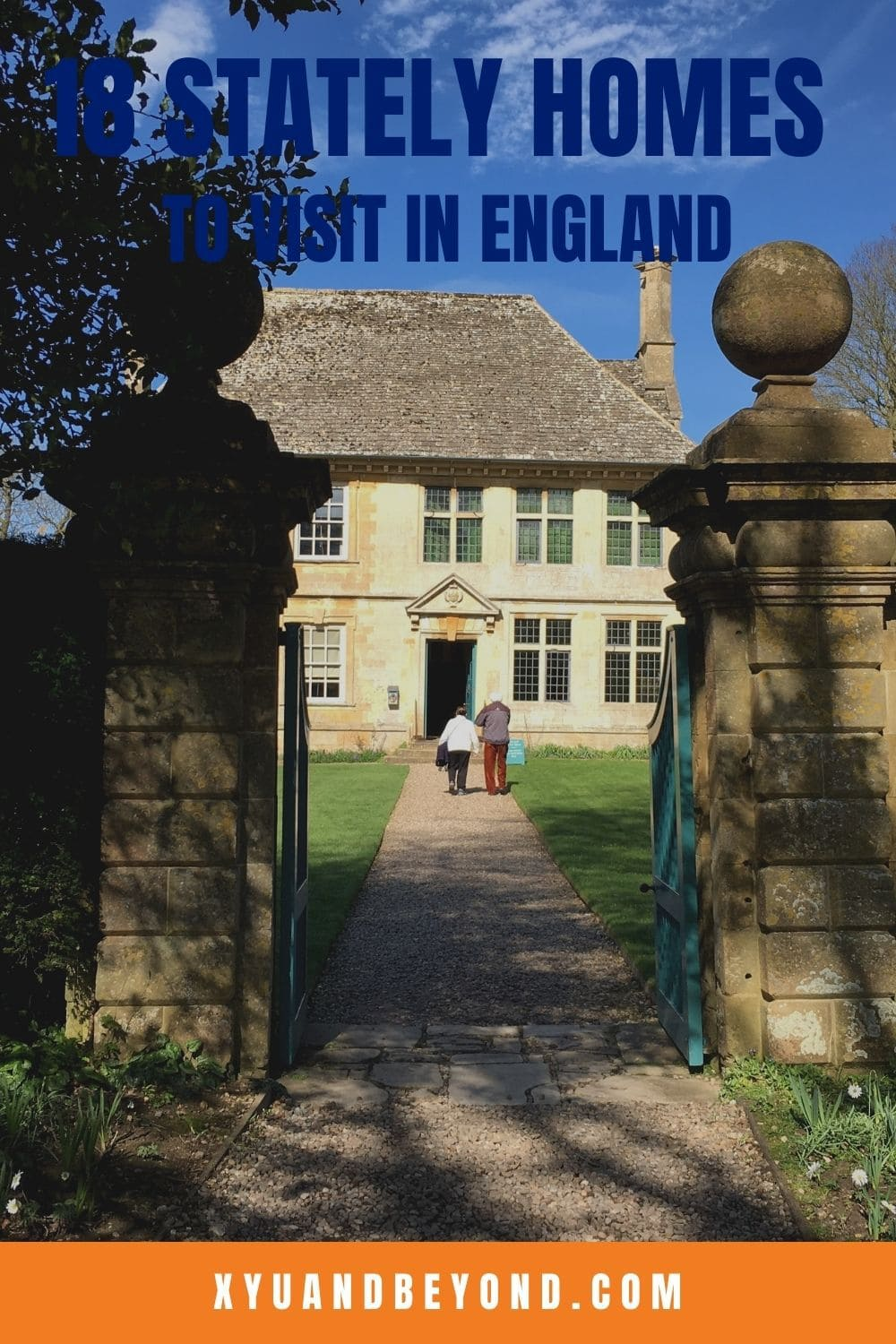 Manor Houses in England