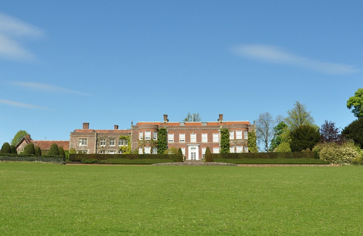 one of England's many manor houses