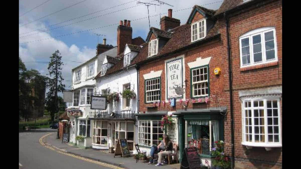Things to do in charming Kenilworth Warwickshire