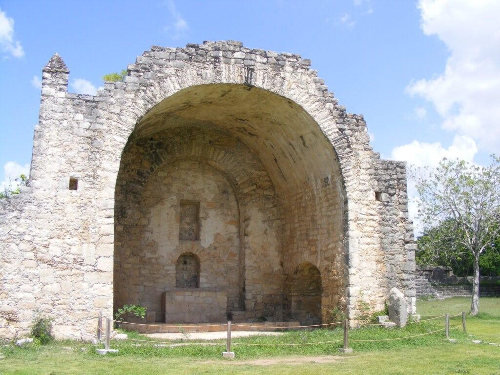 Dzibilchaltun a Cenote and Mayan Site in Merida Mexico