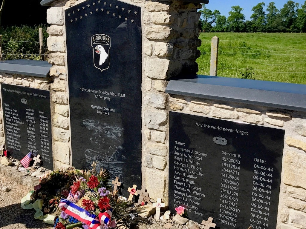 The beaches of Normandy - lest we forget