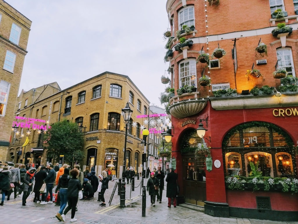 Things to do in Covent Garden Market