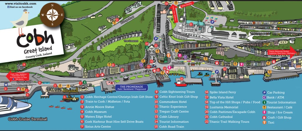 Things to do in Cobh