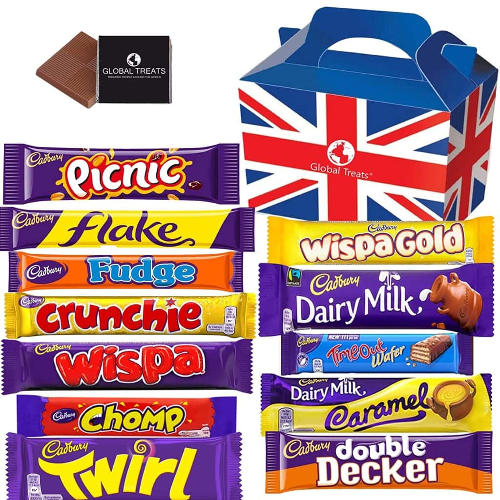 Great British Gifts for North Americans
