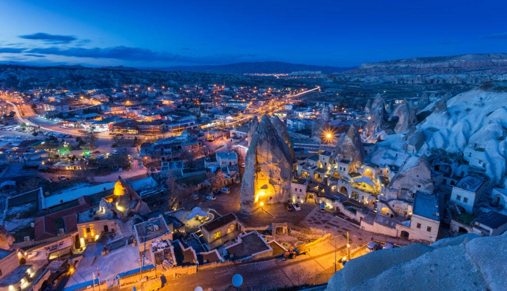 Things to do in Cappadocia in Winter