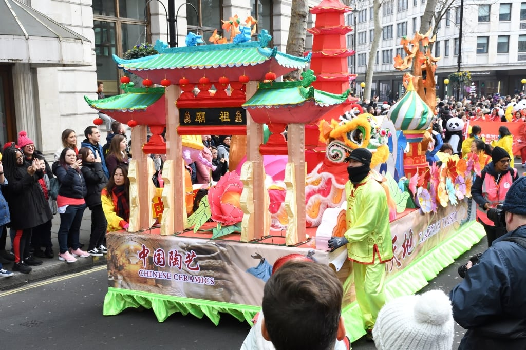 Chinese New Year celebrates the beginning of a new year