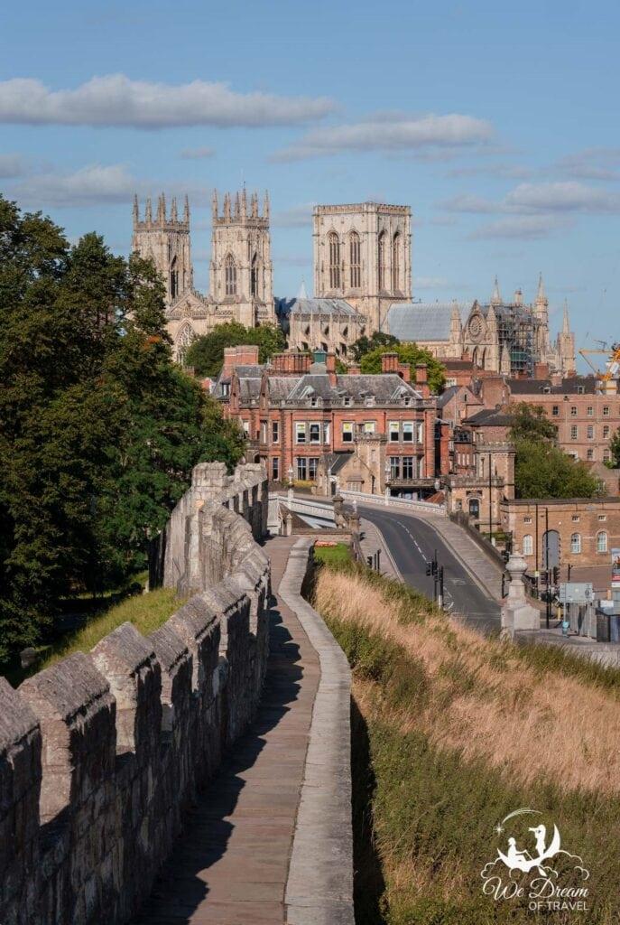Roman Ruins in Britain