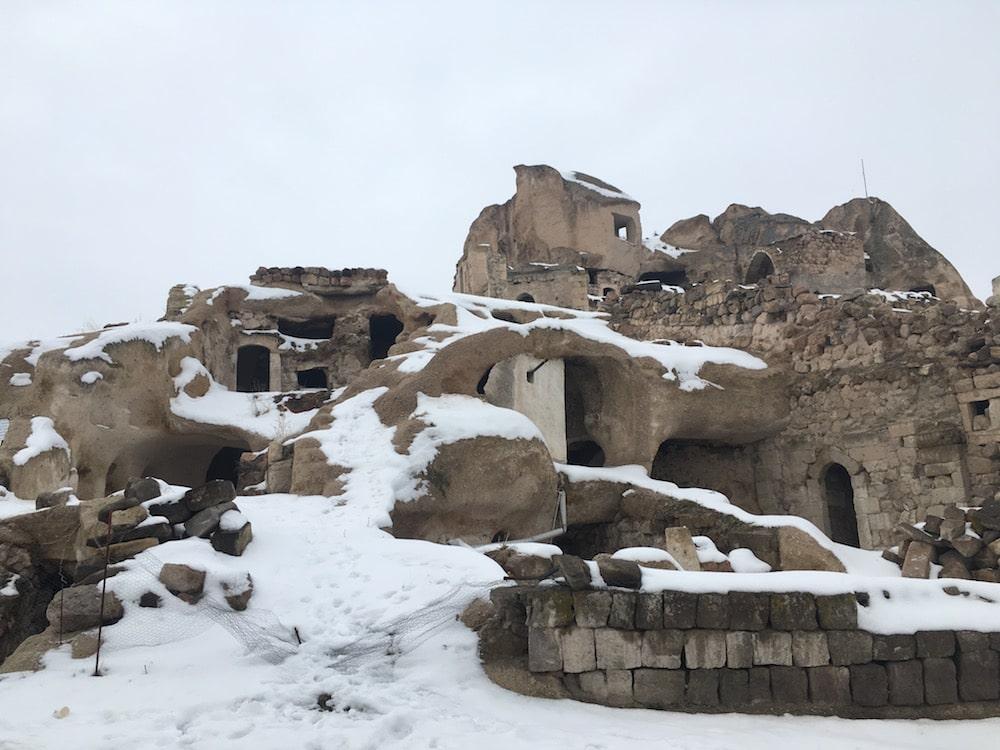Uçhisar Cappadocia Turkey