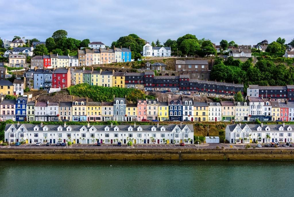 Seaport Village of Cobh, Ireland